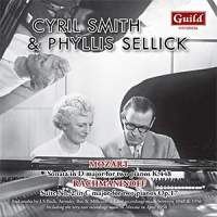 Cyril Smith & Phyllis Sellick - Works for Piano 4 hands