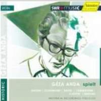 Géza Anda plays works by Haydn, Schumann, Ravel, Liebermann, Chopin & Brahms