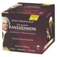 JS Bach: The Complete Cantatas