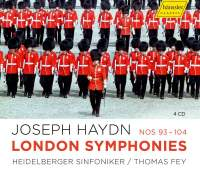 Haydn: Symphonies Nos. 93 - 104 (the London Symphonies)