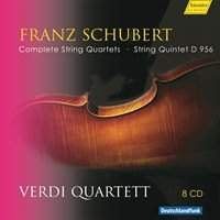 Schubert: Complete String Quartets & String Quartet D956
