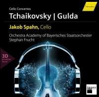 Tchaikowsky & Gulda: Cello Concertos