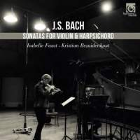 JS Bach: Sonatas for Violin and Harpsichord