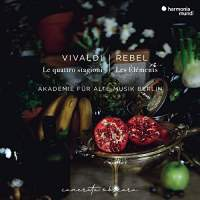 Rebel: Les Éléments & Vivaldi: The Four Seasons