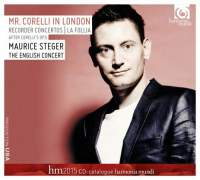 Mr Corelli in London