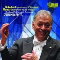 Schubert: Symphony No. 9 & Mozart: Symphony No. 38 'Prague'