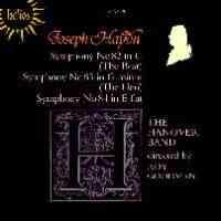 Haydn - Symphonies Nos. 82, 83 & 84