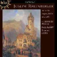 Rheinberger: Suite for organ, violin and cello Op. 149, etc.