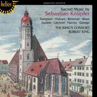 Knüpfer: Sacred Music