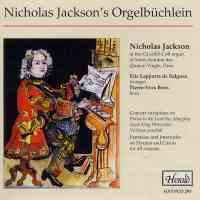 Nicholas Jackson's Orgelbüchlein