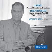 Beethoven: Piano Sonata No. 23 'Appassionata' & Liszt: Piano Sonata