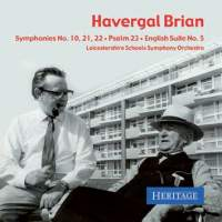Havergal Brian: The First Commercial Recordings