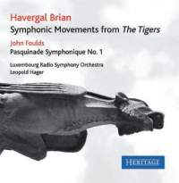 Havergal Brian: Symphonic Dances from The Tigers