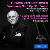 Beethoven: Symphony No. 3 'Eroica' & Eroica Variations