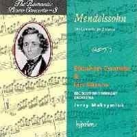 The Romantic Piano Concerto 3 - Mendelssohn Double Concertos