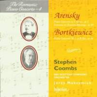 The Romantic Piano Concerto 4 - Arensky and Bortkiewiez