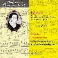 The Romantic Piano Concerto 10 - Weber