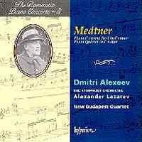 The Romantic Piano Concerto 8 - Medtner