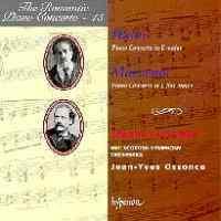 The Romantic Piano Concerto 15 - Hahn and Massenet