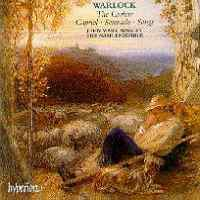 Warlock: The Curlew, Capriol, Serenade & Songs