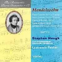 The Romantic Piano Concerto 17 - Mendelssohn