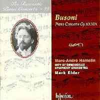 The Romantic Piano Concerto 22 - Busoni