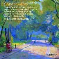 Chamber Music including Septet, Piano Quintet, and Woodwind Sonatas