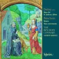 Dufay: Mass for St Anthony Abbot