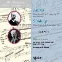 The Romantic Piano Concerto 42 - Alnæs & Sinding