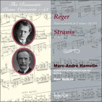 The Romantic Piano Concerto 53 - Reger & Strauss