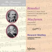 The Romantic Piano Concerto 48 - Benedict & Macfarren