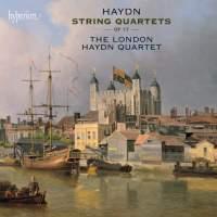Haydn: String Quartets, Op. 17 Nos. 1-6 (complete)
