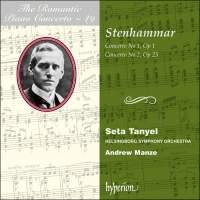 The Romantic Piano Concerto 49 – Stenhammar