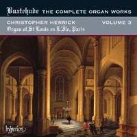 Buxtehude - Complete Organ Works Volume 3