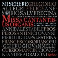 Allegri: Miserere & the music of Rome