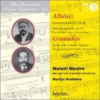 The Romantic Piano Concerto 65 - Albéniz & Granados