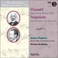 The Romantic Piano Concerto 64 - Oswald & Napoleão dos Santos