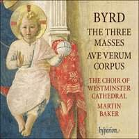 Byrd: Masses for three, four and five voices
