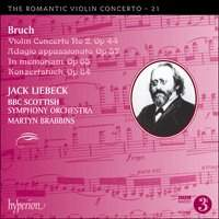 The Romantic Violin Concerto Volume 21 - Bruch