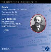 The Romantic Violin Concerto 19 - Bruch