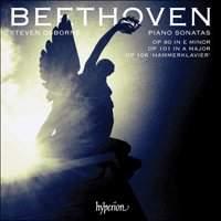 Beethoven: Piano Sonatas Opp 90, 101 & 106