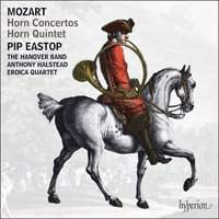Mozart: Horn Concertos & Horn Quintet