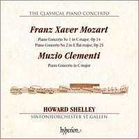 The Classical Piano Concerto Volume 3: Franz Xaver Mozart & Clementi