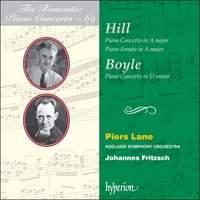 The Romantic Piano Concerto 69 - Hill & Boyle