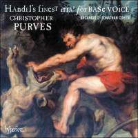 Handel's Finest Arias for Base Voice, Vol. 2