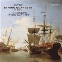 Haydn: String Quartets Opp. 54 & 55