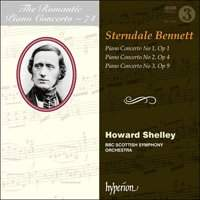 The Romantic Piano Concerto 74 - Sir William Sterndale Bennett