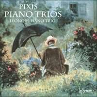 Pixis: Piano Trios