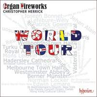 Organ Fireworks World Tour