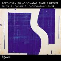 Beethoven: Piano Sonatas Nos. 22, 21, 10 and 1